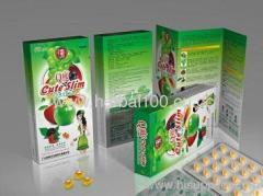 Cute Slim_Tasty fruits slimming softgels