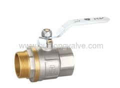 Ball valve Lever(H-031627)