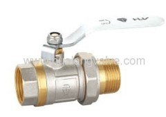 FXM Brass Ball valve lever Series