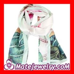 Fashion silk scarf long sale
