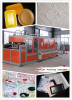 plastic container forming machine