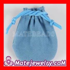 Fashion Jewelry blue packaging bags
