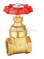 Brass Gate Valve series