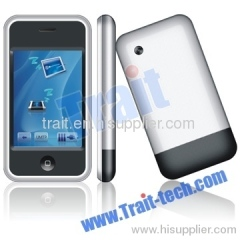 2.8 Inch Touch Screen MP4 Player with 1.3mega camera