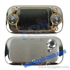 2.8 Inch MP4 Game Media Player With 1.3mega Camera Function