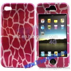 Front and Back hard Case for iPhone 4