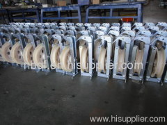 Overhead Line 320MM Helicopter Blocks