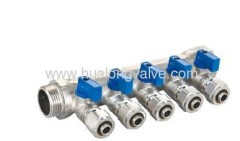 Ball Valve 5-way Manifolds
