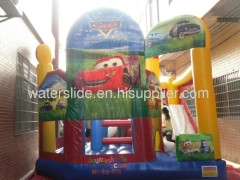 inflatable car jumping