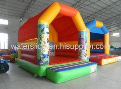 Small bouncer houses