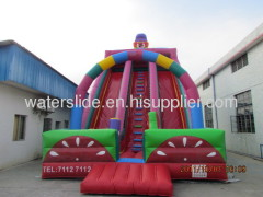 water slides for backyard