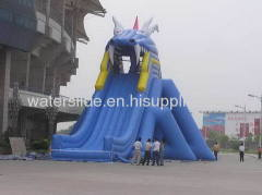 Hippo giant slide