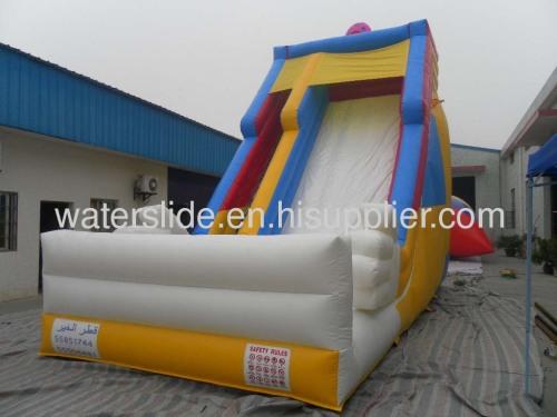 water slide game