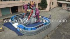 Funny water inflatable