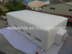 big inflatable cube