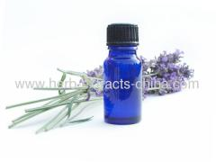 Pure and natural lavender oil