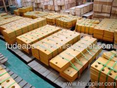1U0295 loader blade