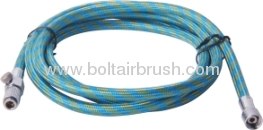 Braided Air Hose with Air Adjusting Quick Coupler