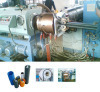 HDPE cable optic duct making machine