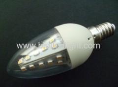 SMD led light smd lamps 24pcs 3528smd led candle bulbs