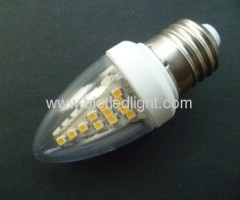 SMD led light smd lamps 48pcs 3528smd led candle bulbs