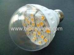 SMD led light smd lamps 16pcs 5050 SMD bulbs