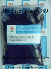 Pigment Blue 10 (4250 Fast Blue Toner 2R)
