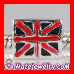 european style enamel beads