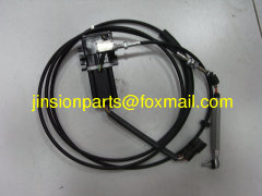 PC60-7 Komatsu throttle motor,PC228 accelerator motor,Komatsu excavator governor motor,Komatsu step motor 22U-06-11113