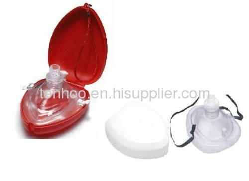 Pocket resuscitation masks