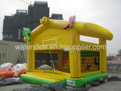 Candy little tikes bounce house