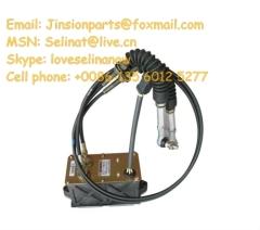 Caterpillar motor,320B Caterpillar step motor,E320B accelerator motor,Caterpillar throttle motor,Cat governor 247-5231