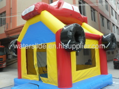 Car inflatables bouncers for sale