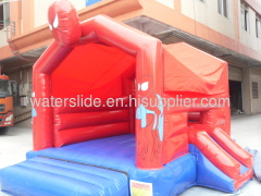 Spider water slides jumpers