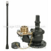 Underground Fire Hydrant & Key