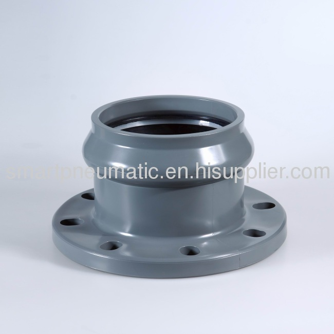 Pvc flange socket f from china manufacturer ningbo smart