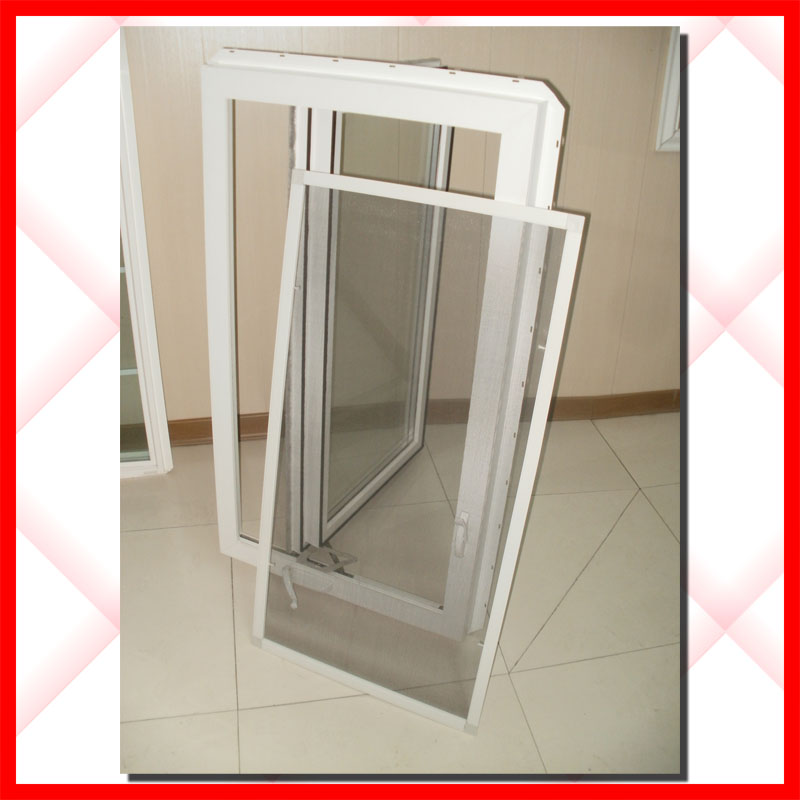 Pvc Casement Windows With Fly Screen From China