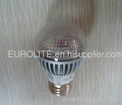3x1.5W high power led bulb