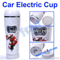 Slap-up Car Electric Cup/ Car Heating Cup Wholesale