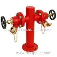 2 - Way Fire Hydrant Valve