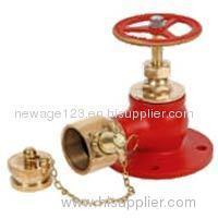 Right Angle Fire Hydrant Valve