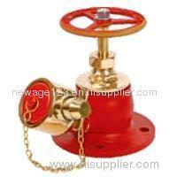 Oblique Fire Hydrant Valve