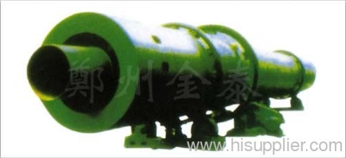 Indirect Heat Transfer Dryer Jintai29