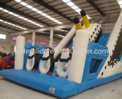 penguin water slide for sale
