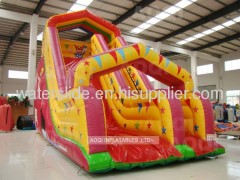 inflatable water slides adults
