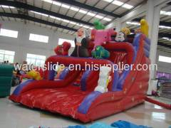 discount inflatable water slides