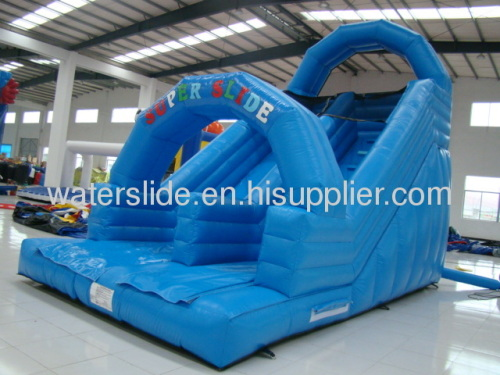 commercial grade inflatable water slides