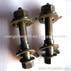 bolt for camber adjustment