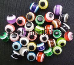 Resin beads