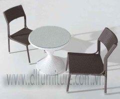 PE rattan furniture